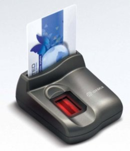 Idemia / Morpho / Sagem / Safran Morphosmart MSO1350 E3 and MSO1350 V3 Fingerprint and Smart Card Readers