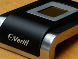 Zvetco Verifi P5100 Fingerprint Reader